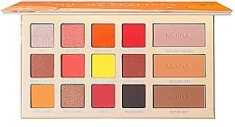 Düfte, Parfümerie und Kosmetik Lidschattenpalette - Moira Oh, My Peelings Palette Pressed Pigments Palette