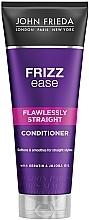 Düfte, Parfümerie und Kosmetik Glättende und feuchtigkeitsspendende Haarspülung mit Keratin - John Frieda Frizz-Ease Flawlessly Straight Conditioner