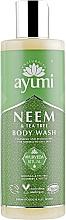 Düfte, Parfümerie und Kosmetik Duschgel mit Neem und Teebaum - Ayumi Neem & Tea Tree Body Wash