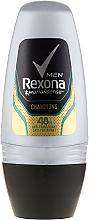"""Düfte, Parfümerie und Kosmetik Antiperspirant Roll-On Deodorant für Männer """"Stay Fresh Marine"""" - Rexona Motion Sense Champions"""