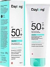 Düfte, Parfümerie und Kosmetik Leichte Gel-Creme mit Sonnenschutz für empfindliche Haut SPF 50+ - Daylong Sensitive Gel-Creme SPF 50+