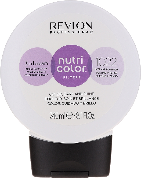 Tönungscreme-Balsam, 240 ml - Revlon Professional Nutri Color Filters
