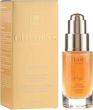 Düfte, Parfümerie und Kosmetik Gesichtsserum mit Gloss-Effekt - Chlorys Lifteor Radiance Serum