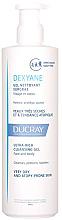 Düfte, Parfümerie und Kosmetik Ultra reichhaltiges Reinigungsgel für Körper und Gesicht - Ducray Dexyane Gel Nettoyant Surgras