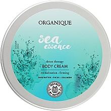 Düfte, Parfümerie und Kosmetik Revitalisierende und straffende Körpercreme - Organique Sea Essence Body Cream