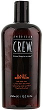 Düfte, Parfümerie und Kosmetik Duschgel mit Ginseng-Wurzel - American Crew Classic Body Wash