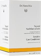 Düfte, Parfümerie und Kosmetik Beruhigende Ampullenkur für das Gesicht - Dr. Hauschka Sensitive Care Conditioner
