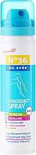 Düfte, Parfümerie und Kosmetik 3in1 Kühlender Fußspray mit Hamamelis und Menthol - Pharma CF No36 Foot Spray 3In1