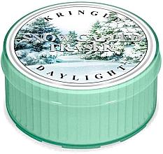 Düfte, Parfümerie und Kosmetik Duftkerze Snow Capped Fraser - Kringle Candle Snow Capped Fraser Daylight