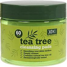 Düfte, Parfümerie und Kosmetik Glättende Reinigungspads für das Gesicht mit Teebaumöl - Xpel Marketing Ltd Tea Tree Cleansing Pads