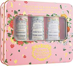 Düfte, Parfümerie und Kosmetik Handpflegeset - Panier Des Sens The Absolutes Box (Handcreme 3x30ml)
