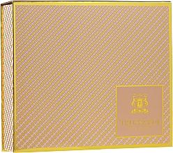 Düfte, Parfümerie und Kosmetik Trussardi Delicate Rose - Duftset (Eau de Toilette 30ml + Körperlotion 30mlx2)