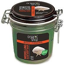 Düfte, Parfümerie und Kosmetik Anti-Cellulite Duschgel mit Meerfenchel und Mineralien aus dem toten Meer - Organic Shop Anticellulite Algae Body Wash