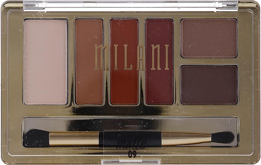 Lidschattenpalette - Milani Everyday Eyes Powder Eyeshadow Collection