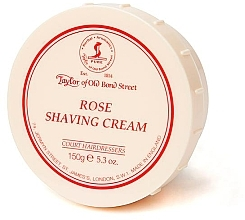 Düfte, Parfümerie und Kosmetik Rasiercreme mir Rosenduft - Taylor of Old Bond Street Rose Shaving Cream Bowl