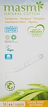 Düfte, Parfümerie und Kosmetik Tampons mit Applikator 16 St. - Masmi Regular
