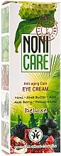 Düfte, Parfümerie und Kosmetik Anti-Aging Creme für die Augenpartie mit Nonisaft - Nonicare Deluxe Eye Cream