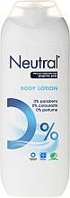 Düfte, Parfümerie und Kosmetik Körperlotion - Neutral Body Lotion