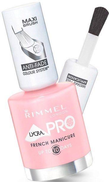 Nagellack - Rimmel Lycra Pro French Manicure — Bild N1