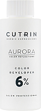 Düfte, Parfümerie und Kosmetik Oxidationsmittel 6% - Cutrin Aurora Color Developer