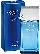 Düfte, Parfümerie und Kosmetik Jacomo Jacomo De Jacomo Deep Blue - Eau de Toilette
