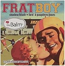 Düfte, Parfümerie und Kosmetik Lidschatten-Rouge - theBalm Shadow-Blush Frat Boy