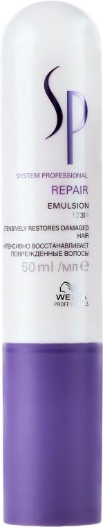Regenerierende Emulsion für geschädigtes Haar - Wella Professionals Repair Emulsion — Bild N1