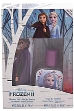 Düfte, Parfümerie und Kosmetik Disney Frozen II - Duftset (Eau de Toilette 30ml + Duschgel 70ml)