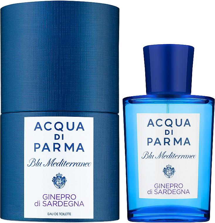 Acqua di Parma Blu Mediterraneo-Ginepro di Sardegna - Eau de Toilette  — Bild N2