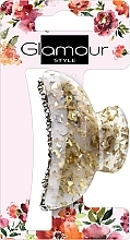 Düfte, Parfümerie und Kosmetik Haarkrebs 417624 gold mit Kieselsteinen - Glamour
