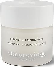 Düfte, Parfümerie und Kosmetik Glättende Nachtcreme für das Gesicht - Omorovicza Instant Plumping Cream