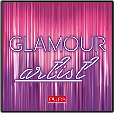 Düfte, Parfümerie und Kosmetik Make-up Palette - Pupa Pupart M Glamour Artist