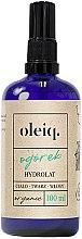 Düfte, Parfümerie und Kosmetik Gurkenhydrolat für Gesicht, Körper und Haar - Oleiq Cucumber Hydrolat