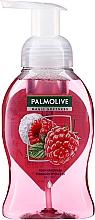 Düfte, Parfümerie und Kosmetik Flüssigseife - Palmolive Magic Softness Foaming Handwash Raspberry
