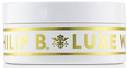 Düfte, Parfümerie und Kosmetik Haarstylingwachs Maximal starker Halt - Philip B Luxe Wax