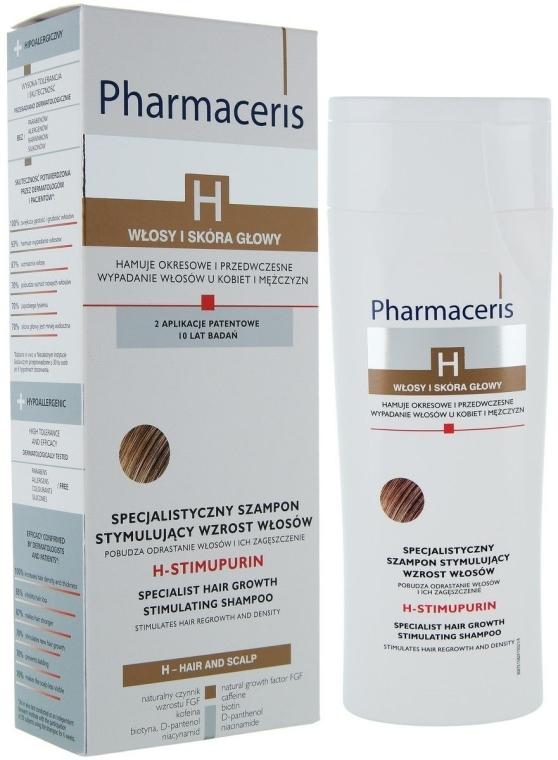 Haarwachstum stimulierendes Shampoo - Pharmaceris H-Stimupurin Specialist Hair Growth Stimulating Shampoo
