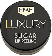 Düfte, Parfümerie und Kosmetik Luxuriöses Zucker-Lippenpeeling mit Macadamianussöl - Hean Luxury Sugar Lip Peeling