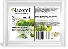 """Düfte, Parfümerie und Kosmetik Shaker-Maske für das Gesicht """"Apfel"""" - Nacomi Shaker Mask"""