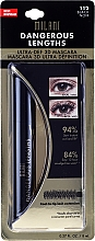 Düfte, Parfümerie und Kosmetik Wimperntusche in Blisterpackung - Milani Dangerous Lengths Ultra-Def 3D Mascara