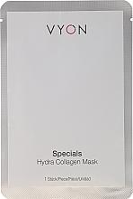 Düfte, Parfümerie und Kosmetik Gesichtspflegeset - Vyon Specials Hydra Collagen Mask (Feuchtigkeitsspendende Gesichtsmaske 5x25ml)