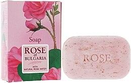 Düfte, Parfümerie und Kosmetik Natürliche kosmetische Seife mit Rosenwasser - BioFresh Rose of Bulgaria Soap