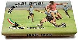 Düfte, Parfümerie und Kosmetik Naturseife Fußball - Florinda Sport & Spezie Natural Soap