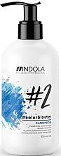Düfte, Parfümerie und Kosmetik Pigmentierter Conditioner für sofortige Farbauffrischung - Indola Color Blaster