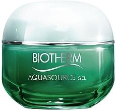 Düfte, Parfümerie und Kosmetik Feuchtigkeitsspendendes Gesichtsgel - Biotherm Aquasource Gel