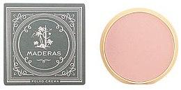 Düfte, Parfümerie und Kosmetik Creme-Puder für das Gesicht - Maderas Polvo Crema