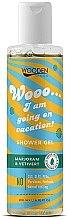 Düfte, Parfümerie und Kosmetik Duschgel mit Majoran und Vetiver - Wooden Spoon I Am Going On Vacation Shower Gel