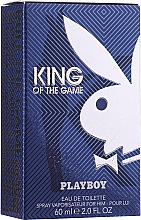 Düfte, Parfümerie und Kosmetik Playboy King Of The Game - Eau de Toilette