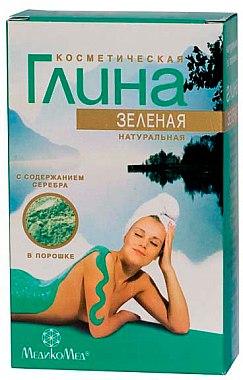 Natürlicher kosmetischer grüner Ton - MedikoMed