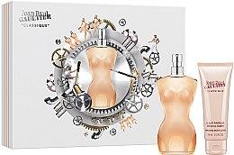 Düfte, Parfümerie und Kosmetik Jean Paul Gaultier Classique - Duftset (Eau de Toilette 100ml + Körperlotion 75ml)