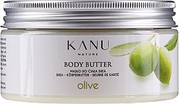Düfte, Parfümerie und Kosmetik Masło do ciała Oliwka - Kanu Nature Olive Body Butter